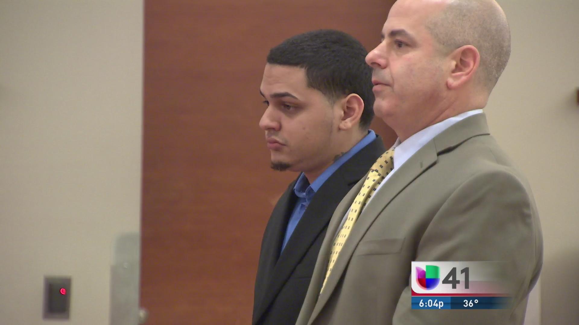 Retiran cargos a joven dominicano acusado de asesinato