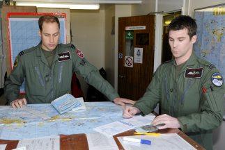 La tensión por la disputa por las Islas Malvinas entre Gran Bretaña y Ar...
