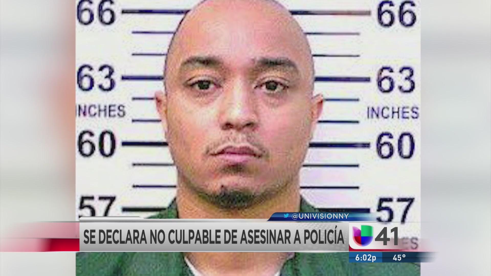 Acusado de matar al policía Randolph Holder se declara no culpable