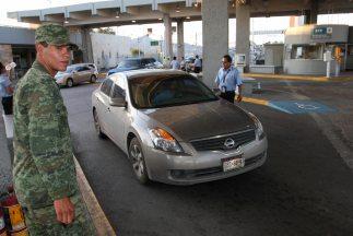 Enrique Peña Nieto anunció la eliminación de garitas en zonas fronteriza...