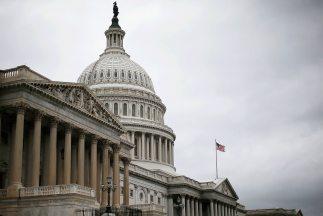 El Senado de EEUU. (Archivo)