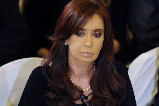 Villarroel y su pareja, Soledad Ortiz, mostraron su gratitud a la presid...