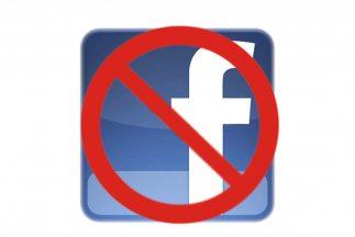 Facebook podría desaparecer con la nueva ley SOPA.