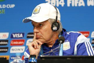 Sabella qfirmó que Argentina tiene que dar un partido perfecto para sali...