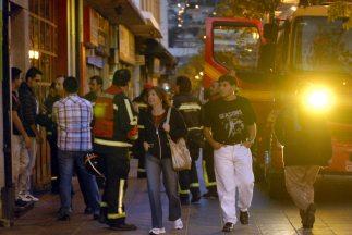 Chile fue sacudido por un fuerte movimiento sísmico este domingo.