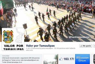 Valor por Tamaulipas surgió en enero de 2012 con la finalidad de alertar...