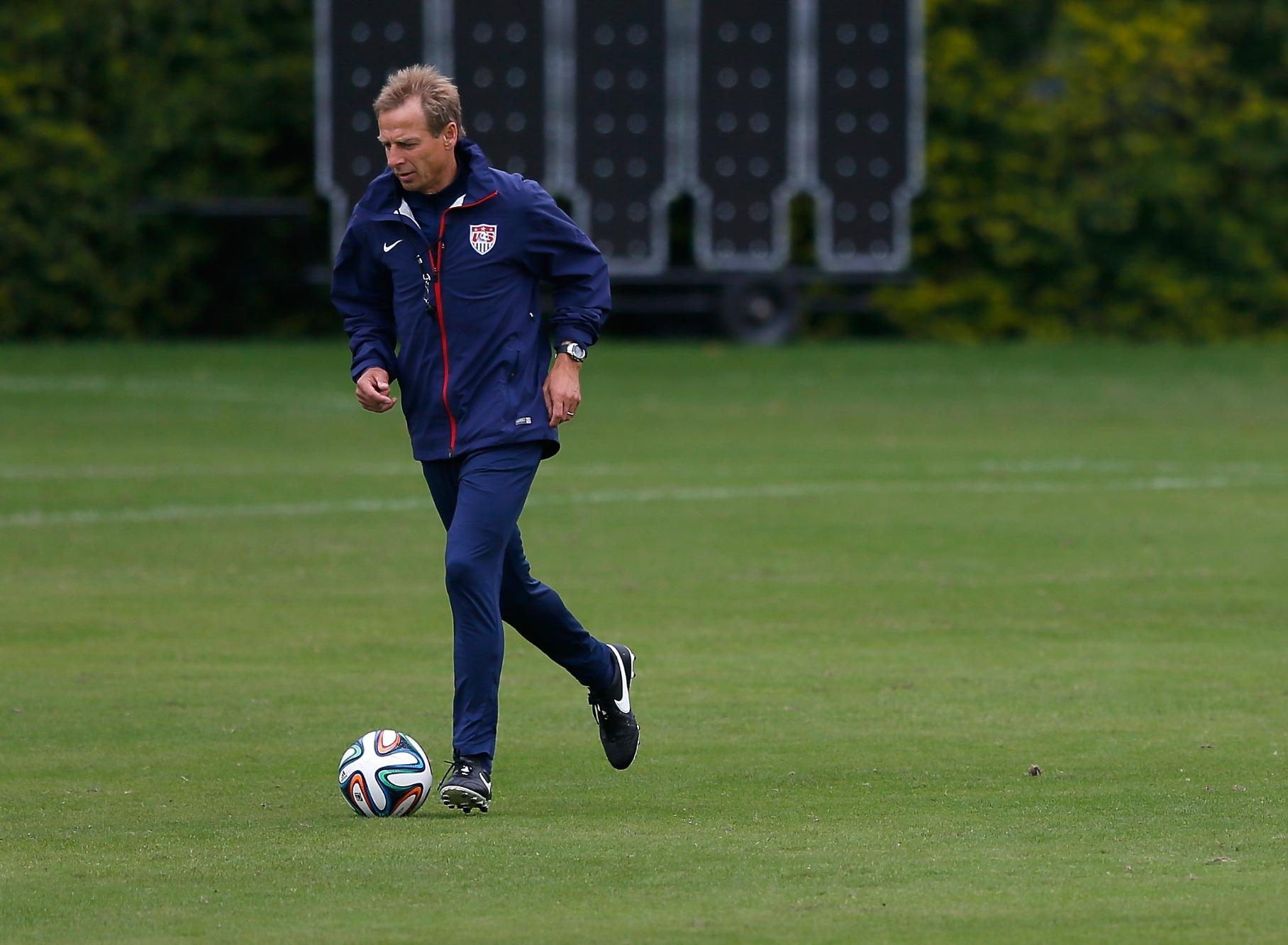 La historia de Jay Goppingen, el seudónimo que usó Jurgen Klinsmann para jugar fútbol amateur - Univisión