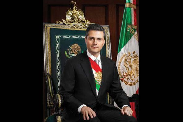 Presidencia publicó en todas las redes sociales de Enrique Peña Nieto la...