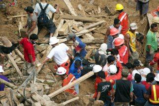 Siete mineros independientes murieron el jueves por una intoxicación de...