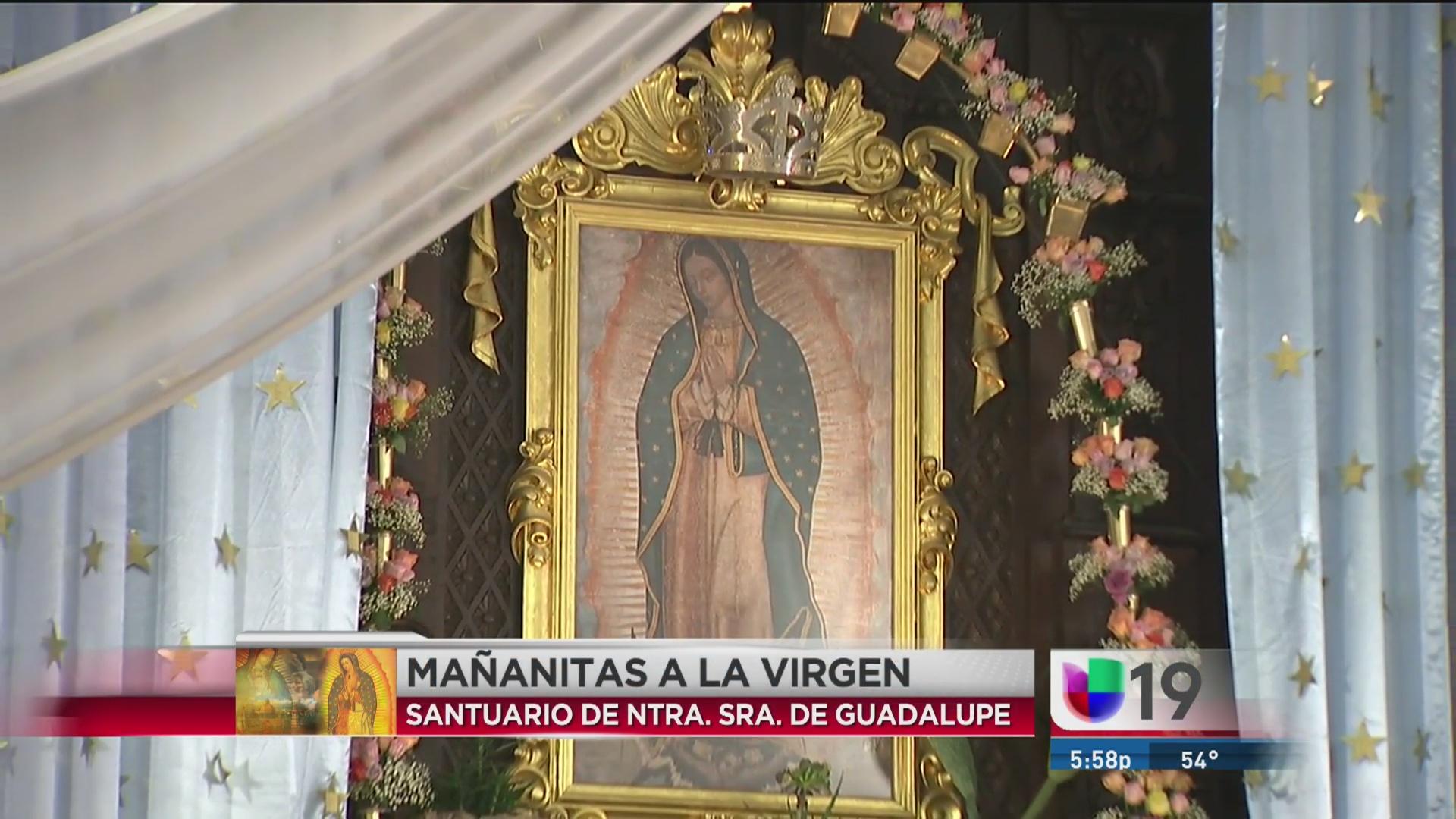 7 primeros mensajes de la Virgen Santificadora - YouTube