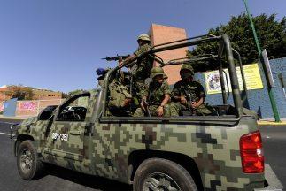 El ejército señaló que la captura de este sujeto ocurrió la víspera en M...