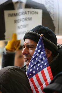 La reforma migratoria se detuvo en la Cámara de Representantes.