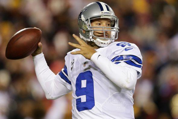 Al parecer, Tony Romo se mantendrá un rato con los Cowboys.