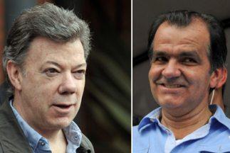Juan Manuel Santos se impondría en la segunda vuelta de las elecciones e...