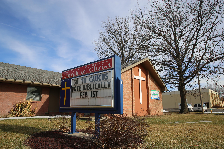 Iglesia Fort Des Moines Church of Christ, en Des Moines, Iowa