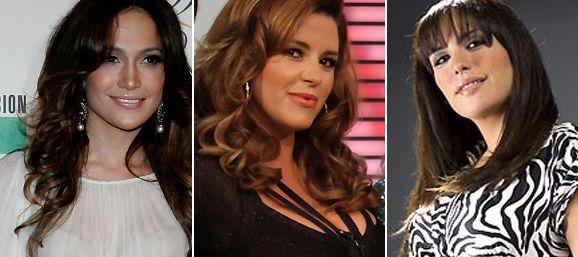 Ya hay tres candidatas: Jennifer Lopez, Alicia Machado y Angélica Vale,...