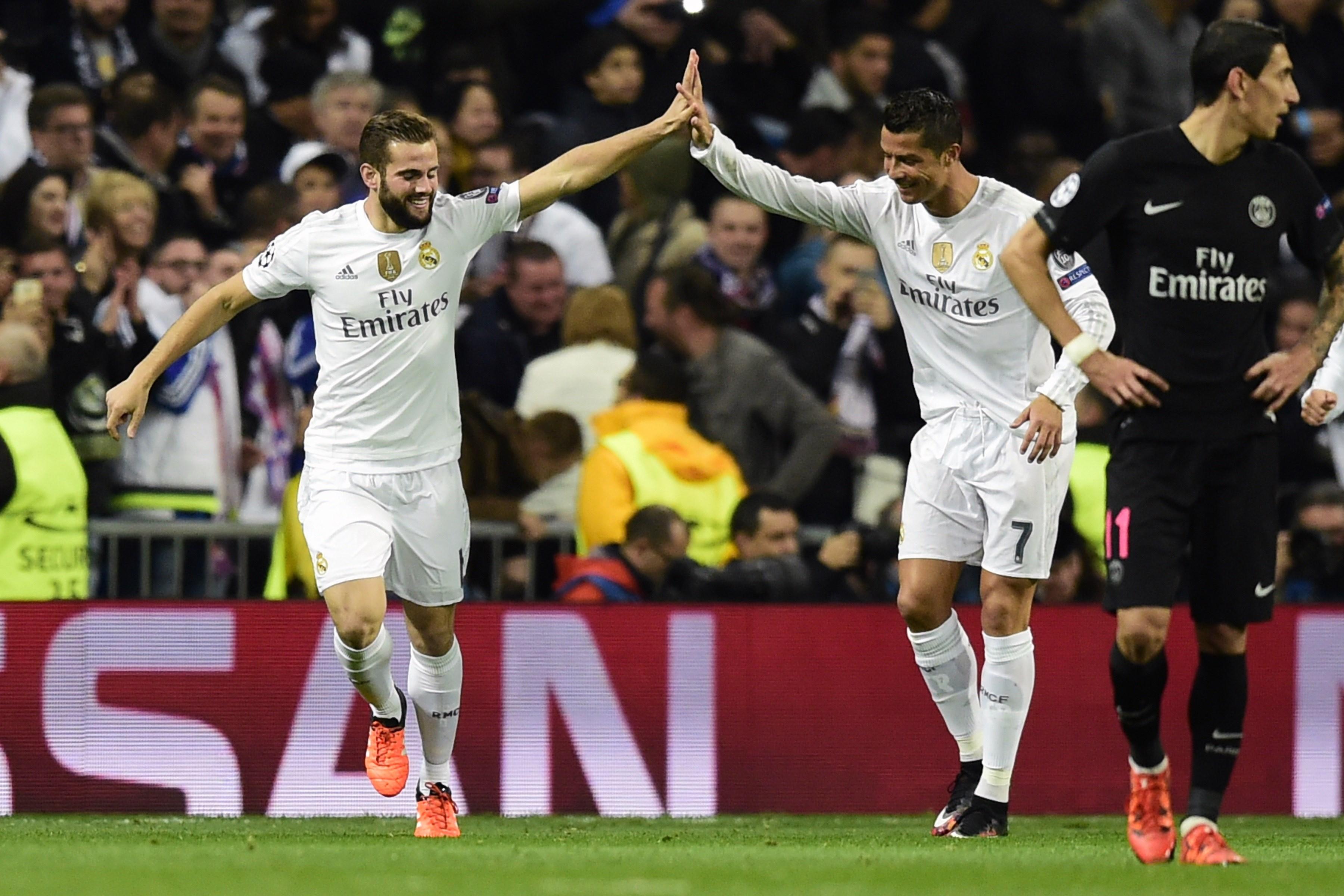 Real Madrid y Zenit primeros clasificados para octavos.