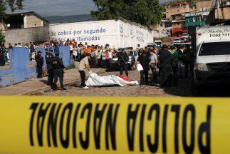 Violencia entre pandillas. (Imagen de Archivo).