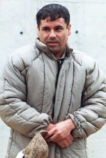 El Joaquín 'El Chapo' Guzmán es el líder del cártel de Sinaloa.