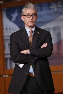 El congresista republicano Trey Gowdy (Carolina del Sur).