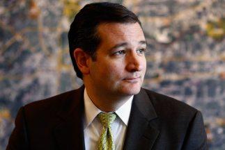 El senador Ted Cruz (republicano de Texas).