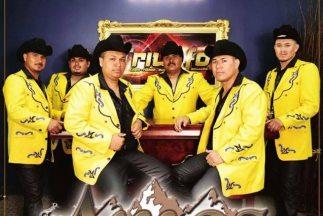El baterista de la banda Los Amos de la Sierra, Christian Xavier Rivas s...