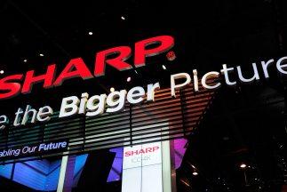El fabricante de electrónica Sharp cumplió cien años en mitad de un duro...