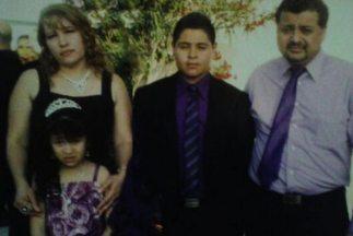 La familia buscaba llegar a un funeral desde su natal Nuevo León hasta e...