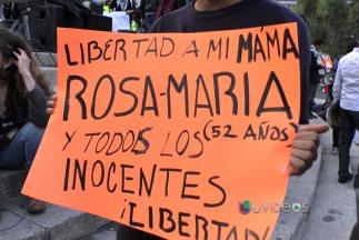 Hablan de detenciones en México el 1 de diciembre
