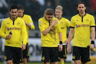 El Dortmund aún sigue como sublíder de la competencia, pero su irregular...