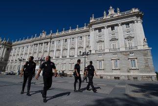 En total están movilizados 7.000 agentes de la Policía y la Guardia Civil.