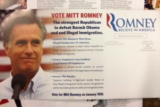 Immigration could prevent Romney from attracting a broad swath of Latino...