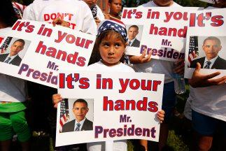 Durante la campaña presidencial 2008, el Presidente Barack Obama prometi...