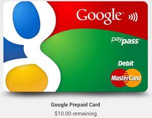 El gigante tecnológico Google acaba de lanzar una tarjeta de débito prep...