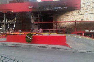 La indignación por la masacre ocurrida en Monterrey crece con el paso de...