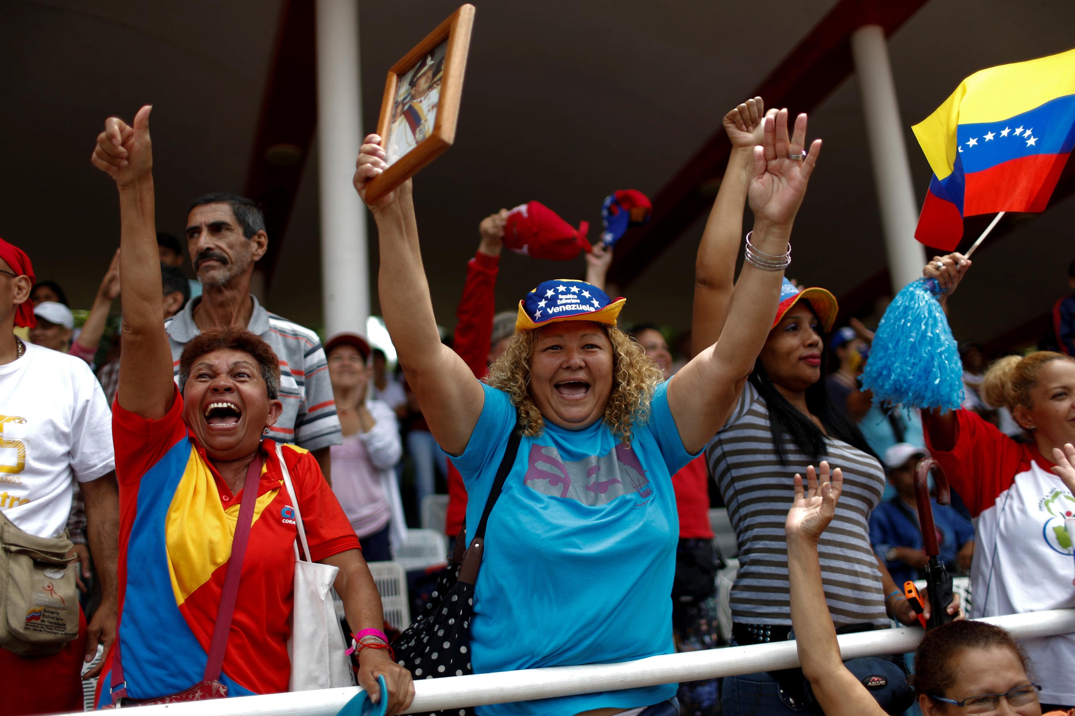 ¿Infierno o paraíso?: Las contradictorias versiones de Venezuela que ver...