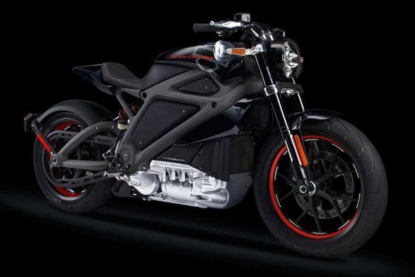 La LiveWire es la primera Harley-Davidson con motor eléctrico.