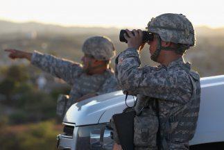 Militares estadounidenses.