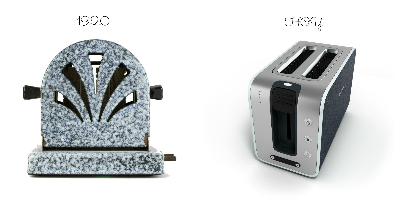As han cambiado los utensilios de cocina a trav s de los for Maquina que cocina