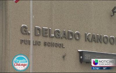 Escuela Delgado Kanoon es un Orgullo Chicago