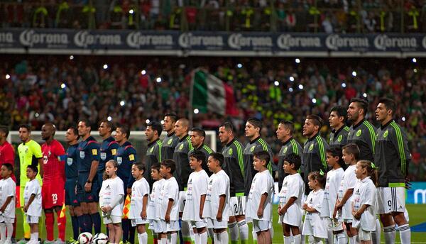 Calificamos a México contra Panamá