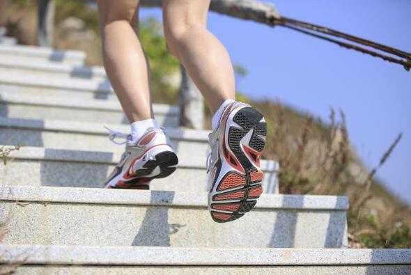 7. Ármate de herramientas 'chic': Ropa deportiva cómoda, tenis adecuados...