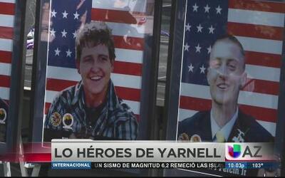 Los héroes de Yarnell