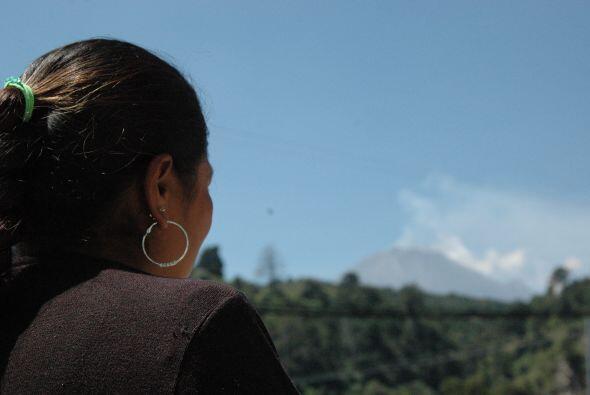 Este volcán es considerado el más activo de México. Y es por eso que la...