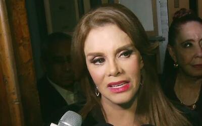Lucía Méndez ya tiene trabajo en la televisión ¡no se retira!