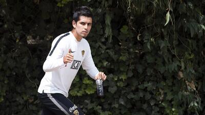 David Cabrera: ''Quiero salir de Pumas pero con título'' 20150427_7418.jpg