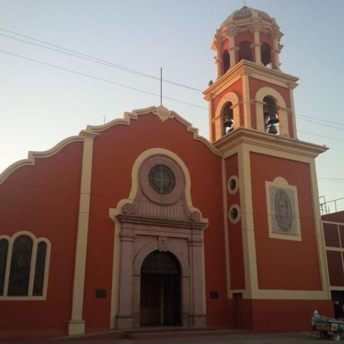 Mexicali y su Catedral han sido testigos de la extraordinaria historia d...