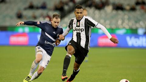 Melbourne Victory vs. Juventus