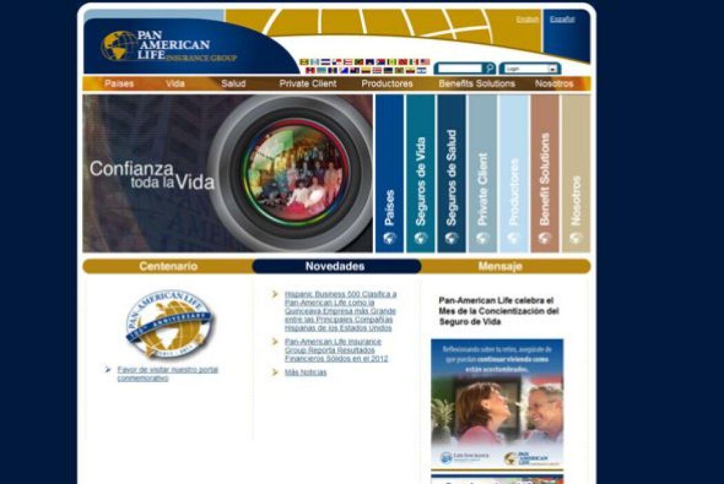 15. Pan-American Life Insurance Group  Ubicación- Nueva Orleans, Luisian...
