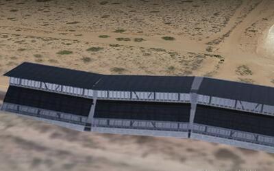 Con paneles solares, vistas turísticas del desierto o con un monorriel,...